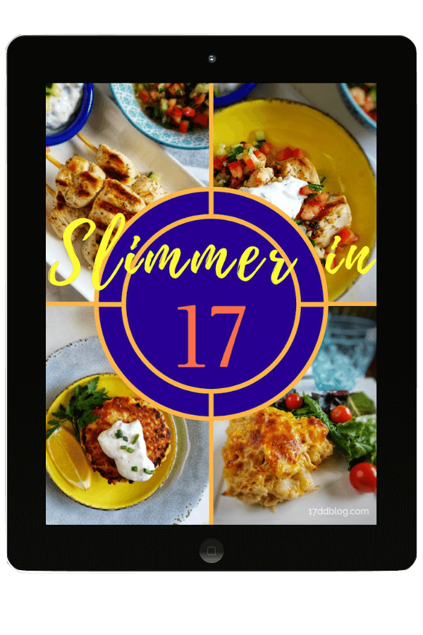 Slimmer in 17 Challenge for the 17 Day Diet